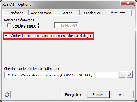 option bouton vba