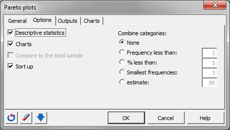 Pareto Charts Statistical Software For Excel